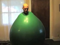 Ab in den Ballon