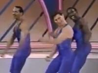 Aerobic in den 80ern