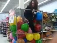 Bällebad bei Walmart