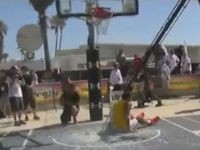 Basketballkörbe zerstören – Compilation