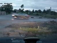 Bremsschwellen in Russland