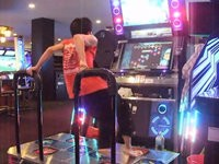 Dance Revolution Supertänzer