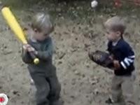 Die besten Pannen beim Baseball - Compilation