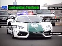 Die schnellsten Cops der Welt