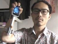 iPhone Ausfahrsystem für den Arm