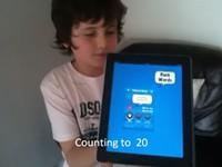 10-jähriger spricht perfekt rückwärts