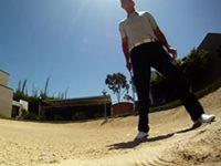 Kamera im Golfball