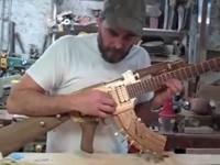 Krasse Gitarre - Schritt für Schritt Anleitung