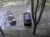 Mal kurz ausparken