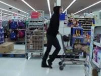 Moonwalk Shopping