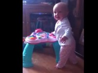 Nie in der Gegenwart von Babys niesen