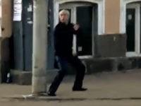 Russischer Bruce Lee