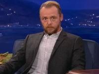Simon Pegg zeigt die 12 Stufen der Betrunkenheit