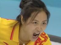 So hören sich Frauen beim Curling an