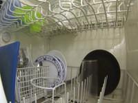 Spülmaschine von innen