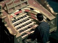 Star Wars Theme auf einer Theater-Orgel