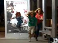 Streich: Chucky die Mörderpuppe