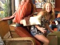 Streich: Der lebende Stuhl
