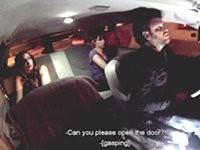 Streich: Höllenfahrt im Taxi