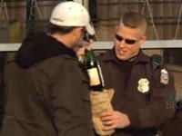 Streich: In der Öffentlichkeit Alkohol trinken