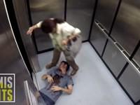 Streich: Mord im Fahrstuhl