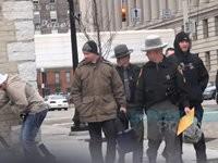 Streich: Polizisten veräppeln