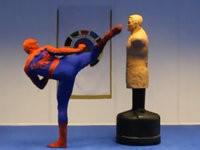 Taekwondo Spider-Man