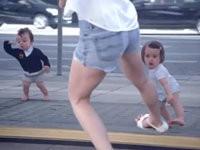 Tanzende Babys