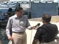 Trotteliger Reporter