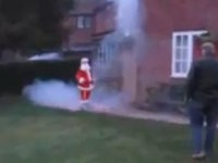 Tschüss Weihnachtsmann