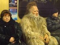 Was man in der U-Bahn alles sieht #3