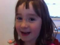 Wenn sich Kinder die Haare schneiden