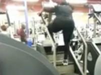 Wilde Workout-Zappelei