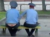 Witz - 10 Anzeichen einen dummen Polizisten zu erkennen