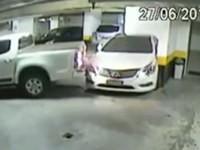 Zu enge Parklücke?